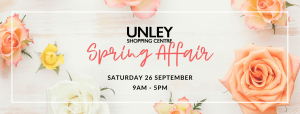 Unley Shopping Centre Spring Affair